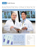 Radiation Oncology Newsletter, Fall 2010