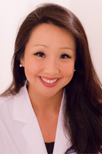 Dr. Julie Kang is a resident physician in the Department of Radiation Oncology at the David Geffen School of Medicine at UCLA. - Kang