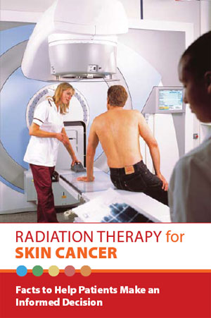 Radiation Therapy for skin cancer (PDF)